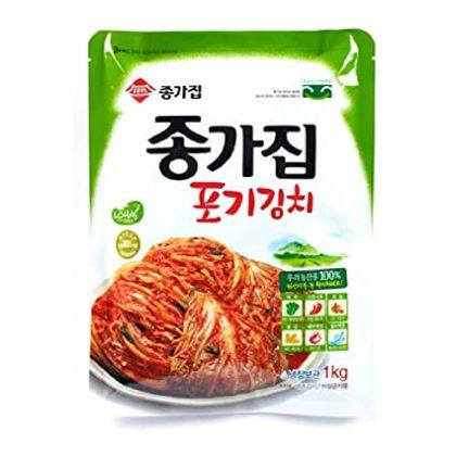 【宗家】 白菜キムチ(ポギキムチ)1kg