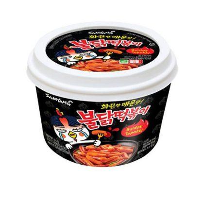 【農心】火鶏トッポキカップラーメン185g*1個