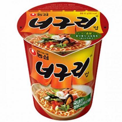【農心】ノグリカップラーメン62g*1個