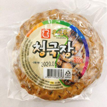 「冷蔵」チョンクッジャン(丸型)200g*1個