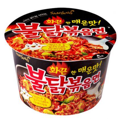 【三養】火鶏炒め麺カップ麺105g*1個