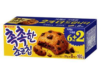 【オリオン】しっとりチョコチップス160g*1個