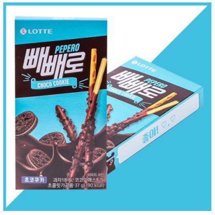 【ロッテ】チョコクッキ-ぺペロ37g*1個