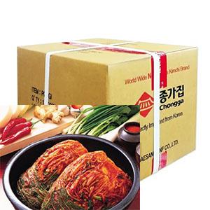 【宗家】 白菜キムチ 10kg (ジョンガ)