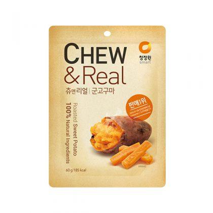 【チョンジョンウォン】チュ&リアル焼きさつまいも60g*1個