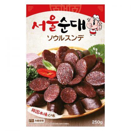 【冷蔵】ソウルスンで250g*1個