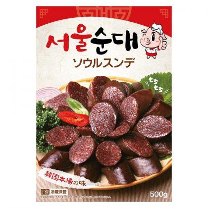 【冷蔵】ソウルスンで500g*1個