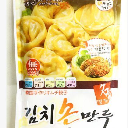 【チョンマル】名家韓国手作りキムチ餃子400g