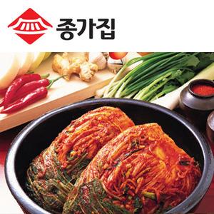 【宗家】★熟成★ 白菜キムチ(ポギキムチ)5kg*1個