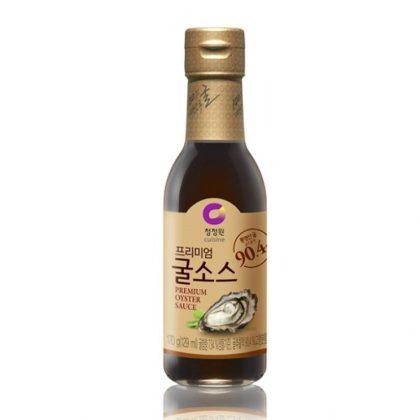 【チョンジョンウォン】プレミアムオイスターソース170g