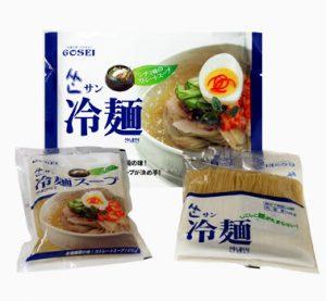 【GOSEI】サン冷麺ドンチミスープ冷麺セット1人前