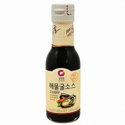 【チョンジョンウォン】海鮮オイスターソース 155g