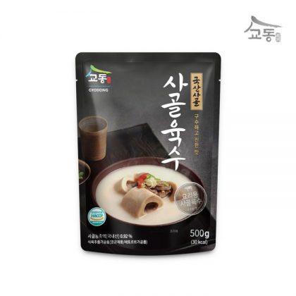 【GYODONG】サゴルスープ 牛骨スープ 500g