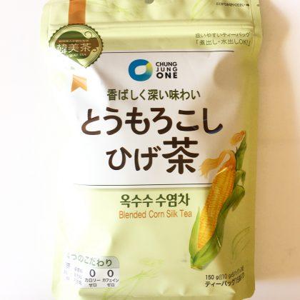 【チョンジョンウォン】香ばしく深い味わいとうもろこしひげ茶10g×15入り