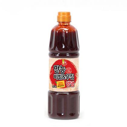 【チョンウ】初味万能ビビム&和えソース 1.1kg
