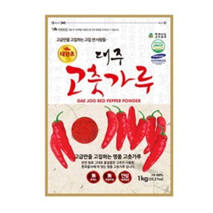 [DAEJOO]唐辛子粉・キムチ用1kg