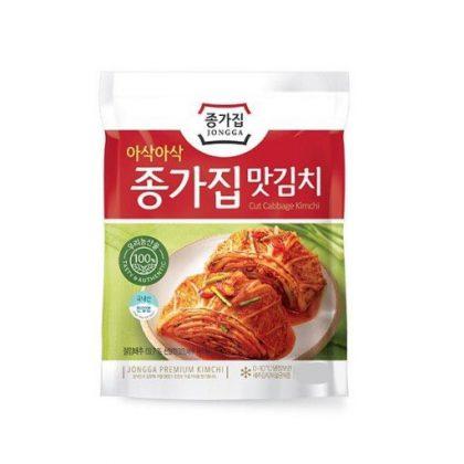 【宗家】 白菜マッキムチ  (ジョンガ)刻みキムチ1kg