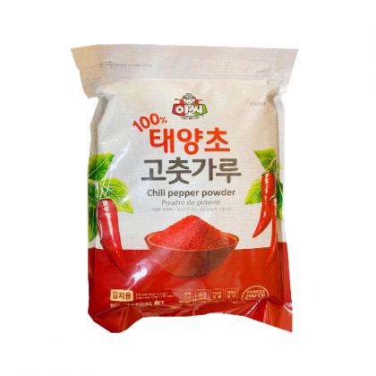 【ASSI】 唐辛子中粗・キムチ用1kg