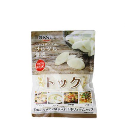 【国内生産品】assi 国産米トック(200g)