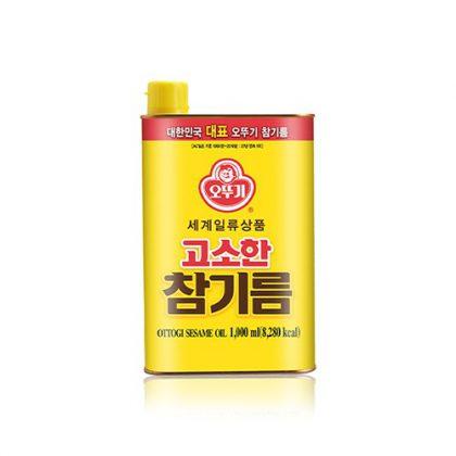 【オトギ】ゴマ油1000ml