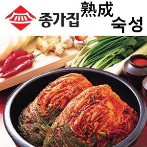 【宗家】 ★熟成★白菜キムチ 10kg (ジョンガ)