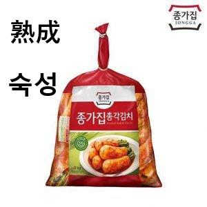 【宗家】 ★熟成★チョンガクキムチ 5kg