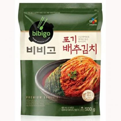 【CJfood】Bibigo 白菜キムチ500g*1個