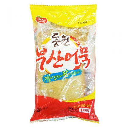 【冷凍】 東遠 釜山四角おでん 500g