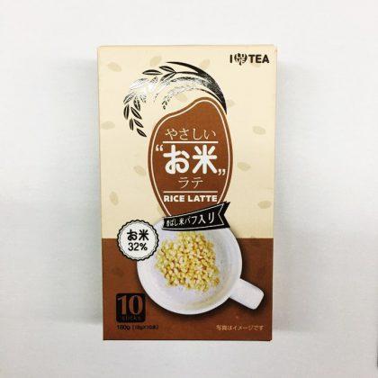 【I❤TEA】 RICE LATTE・やさしいお米ラテ 180g