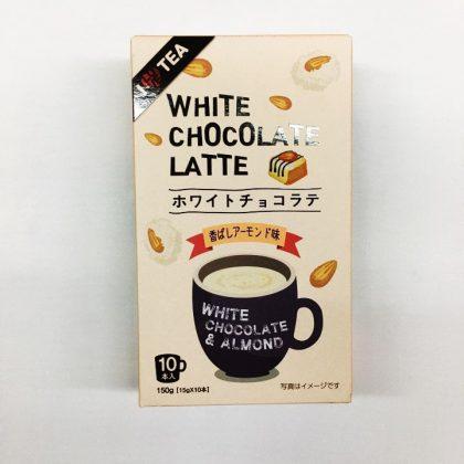 【I❤TEA】 WHITE CHOCOLATE LATTE・ホワイトチョコ&アーモンドラテ150g