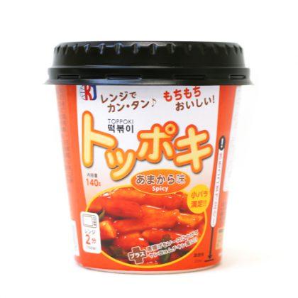 【KJ】 カップトッポキ(あまから味)