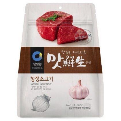 【チョンジョンウォン】マッソンセン・牛肉だしの素120g