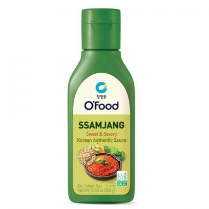 【チョンジョンウォン】Òfood・サムジャン 300g