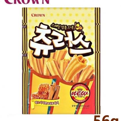 【CROWN】チュロススナック・56g