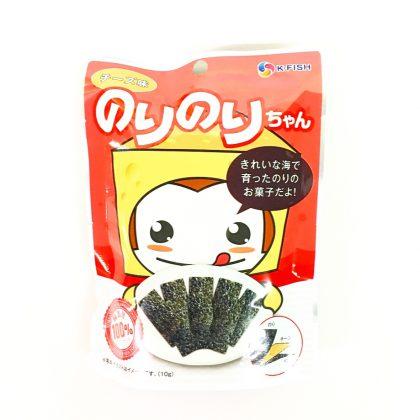 【韓国水協】のりのりちゃん(チーズ味)10g