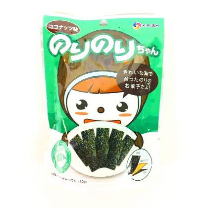 【韓国水協】のりのりちゃん(ココナッツ味)10g