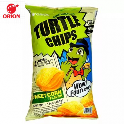 【ORION】TURTLE CHIPSタートルチップス・コブッチップ80g
