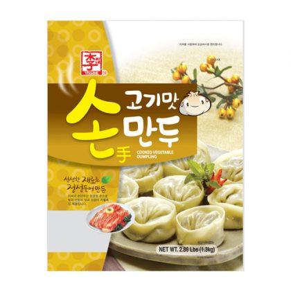 【冷凍】ASSI・李家 肉味餃子1.3kg(約37個)