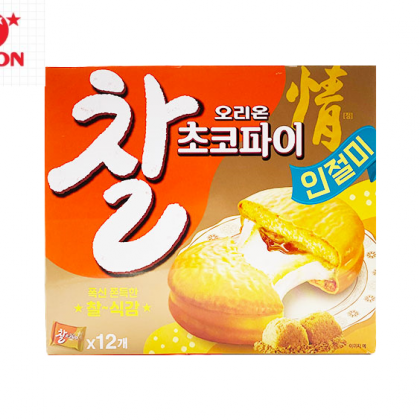 【オリオン】チャルチョコパイ・きな粉もち336g