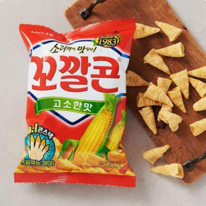 【ロッテ】コッカルコーン・香ばしい味72g