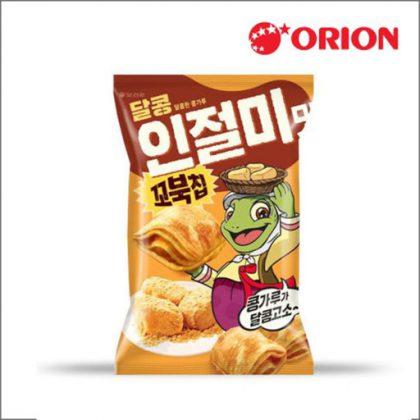 【ORION】タートルチップス・コブクチップ・コブッチップ・きな粉餅味136g