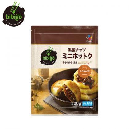 【冷凍】【ビビゴbibigo】黒蜜ナッツミニホットク400g