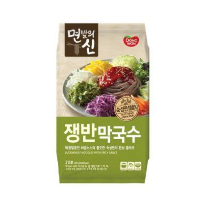 【Dongwon】お盆マックッス (麺・ソースセット) 405g (2人前)