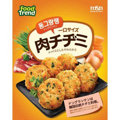 【冷凍】【名家】foodtrend肉チヂミ・400g