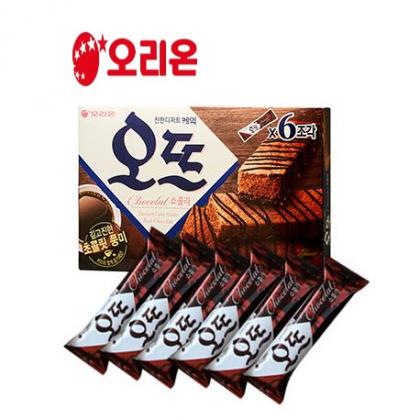 【オリオン】オッツショコラ・6個入り