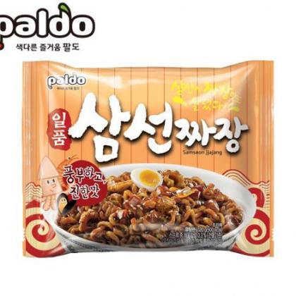 【paldo】三鮮チャジャン120g
