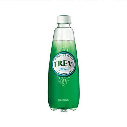 【ロッテ】TREVI・爽やかな炭酸水・プレーン500ml