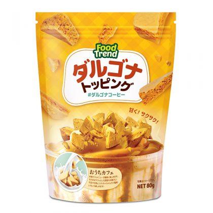 【FoodTrend】ダルゴナトッピング#ダルゴナコーヒー80g