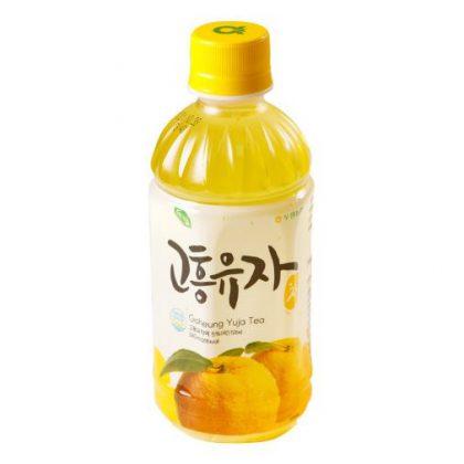 【ヂュウォン】ゴフンゆず茶ドリンク340ml*1個