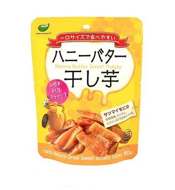 【ハンチェウォン】ハニーバター干し芋60g